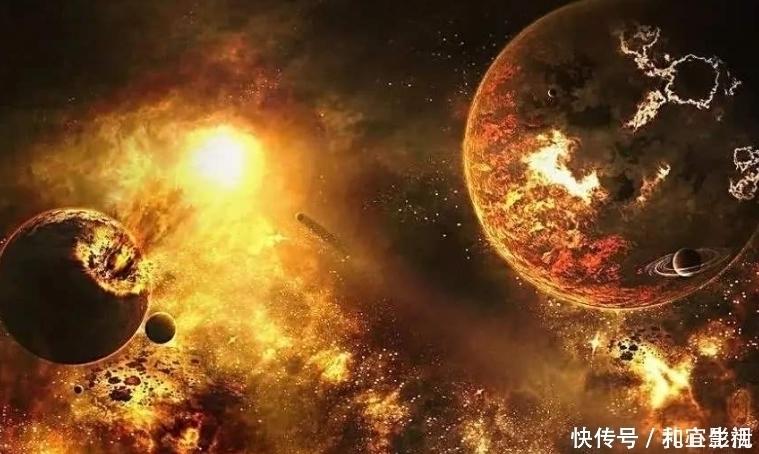 图案|宇宙是被精心设计出来科学家发现了神奇的图案,叫做上帝指纹