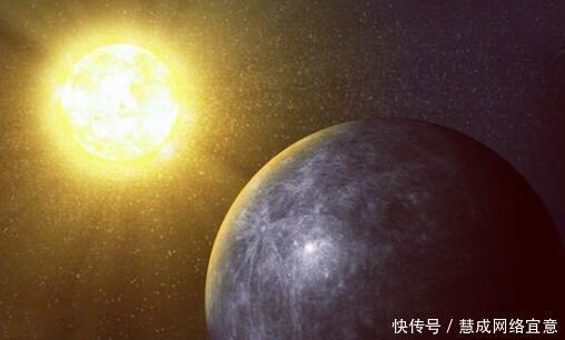 星球|金星表面温度400℃,水星离太阳更近,为何会有1000亿吨的冰