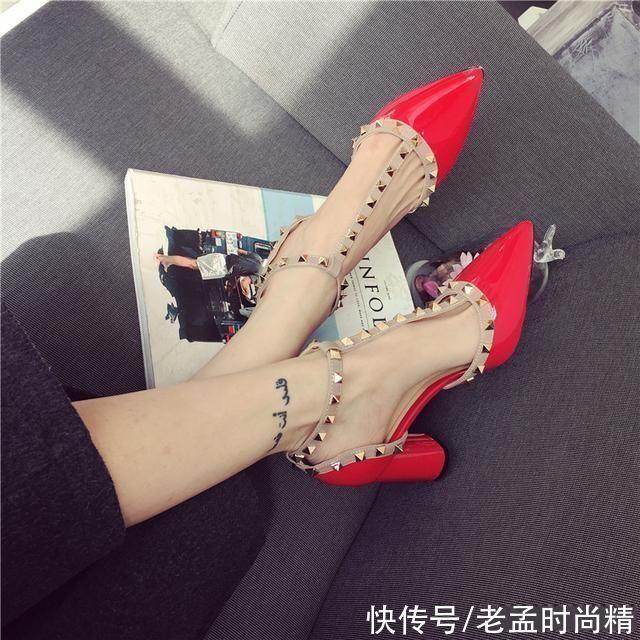 高跟鞋是上帝送給女人最好的禮物