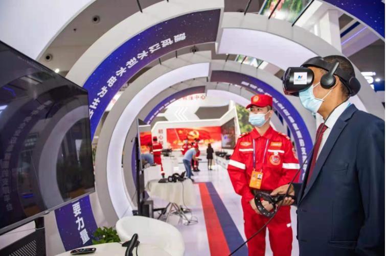 關註西洽會丨救援設備也能高顏值!中國安能攜多種專業設備亮相西恰會