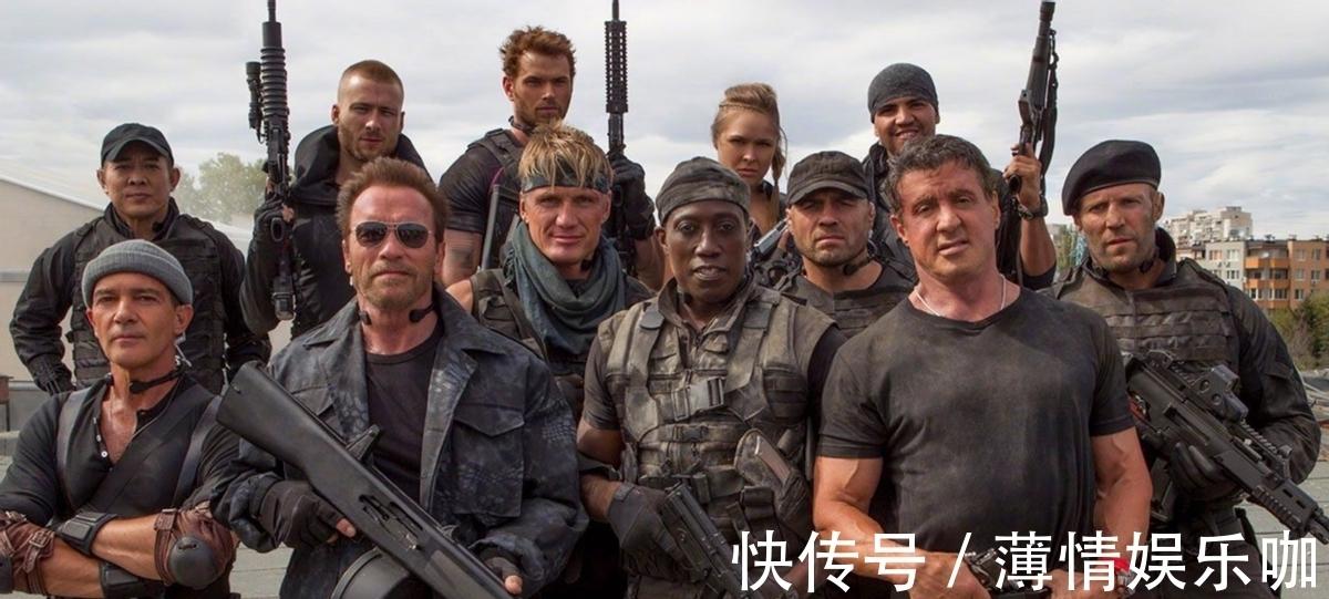 福特汽车|史泰龙晒敢死队4戒指,前三部都有中国演员,第四部网友喊话成龙