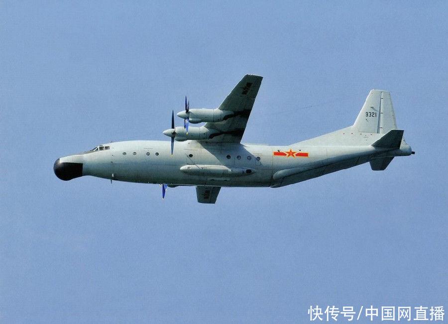 台軍方:解放軍2架慢速機進入台灣西南空域