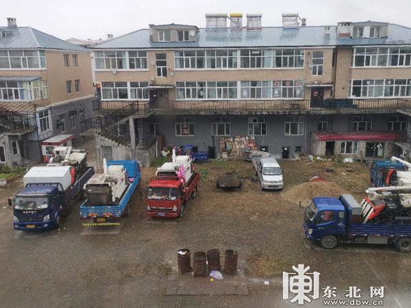 黑龙江垦区水稻陆续开始收获