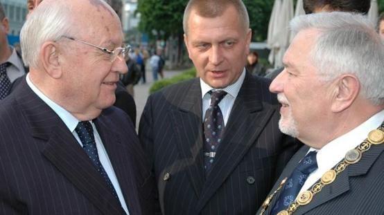 """""""蘇聯解體違背人民意願"""",戈爾巴喬夫重磅發言,引爆全球輿論"""