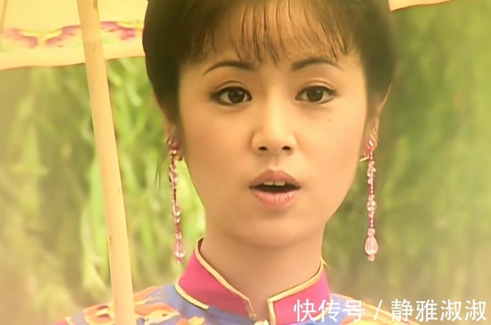 令妃 但凡皇帝对夏雨荷有一丝感情,也不会把小燕子当做她的女儿!