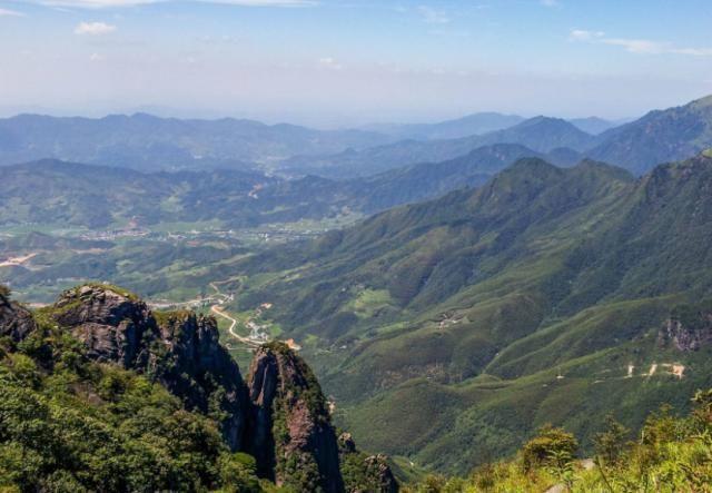 名山|我国最出名的四座名山泰山仅排第二,一座没去过此生必后悔