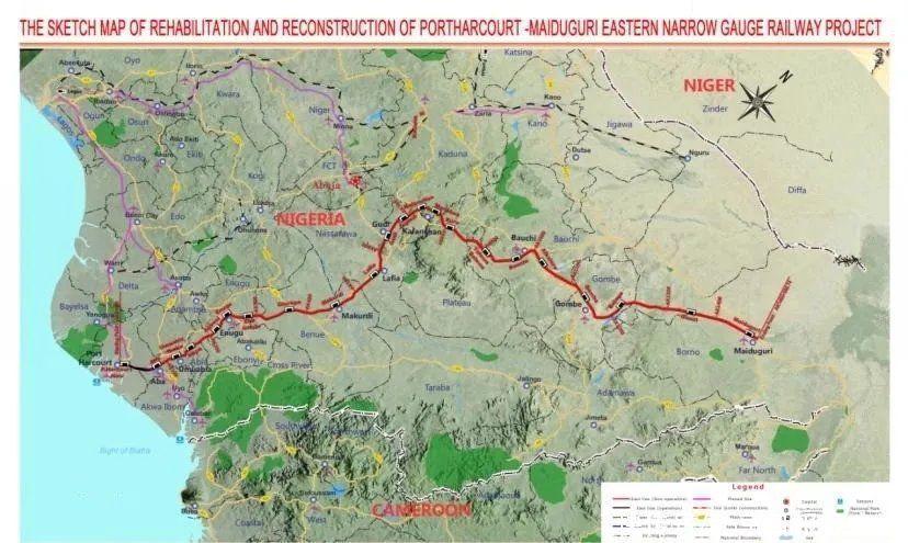 30.2億美元!中企簽下尼日利亞鐵路骨幹網重大項目