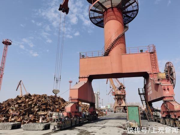 國際鐵礦石還能瘋狂嗎?上海碼頭走通再生鋼進口首單,以後坐地起價就難瞭