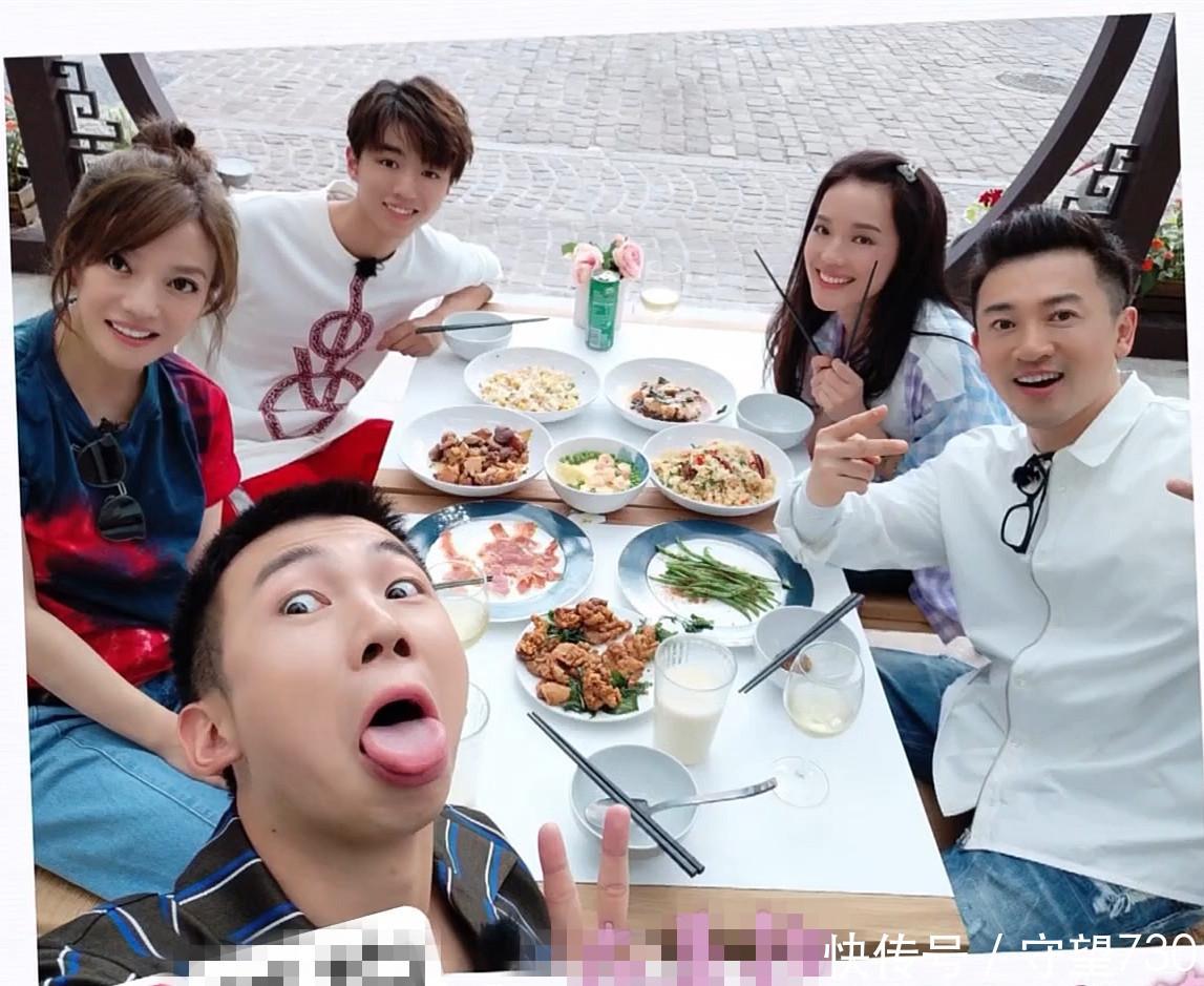 中餐廳3:王俊凱續約,黃曉明任主廚,90後人氣小花竟替代趙薇