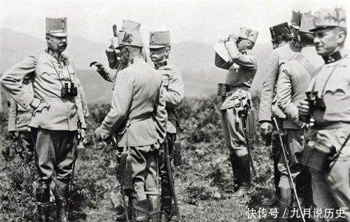 帝国 一战结束后,奥匈帝国最后分裂成多少个国家恐怕比你想象中还多