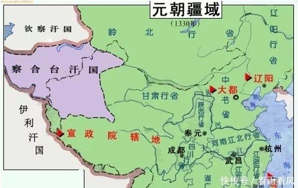 历史不忍细看:一直被误会元朝蒙古人