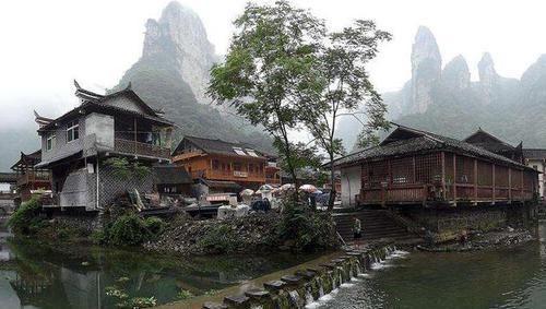 世外桃源 我国4个与世隔绝的村庄,第一个光听名字就很美,第三个人烟稀少