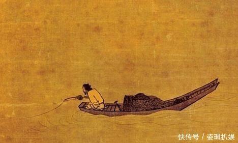 不画|一千年前的画,画船不画水,为何被认为是神作?放大10倍明白了