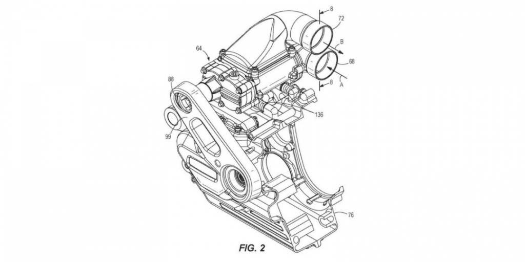 哈雷摩托加入增壓浪潮?哈雷機械增壓引擎專利曝光!