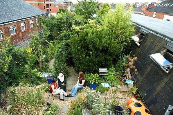 屋顶绿化知识详解,详细到什么程度你看看