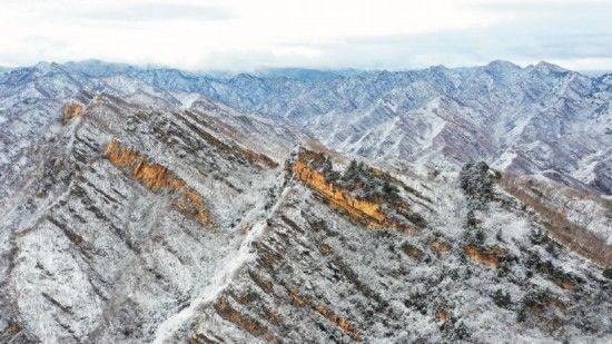 初雪|京郊迎来入冬初雪