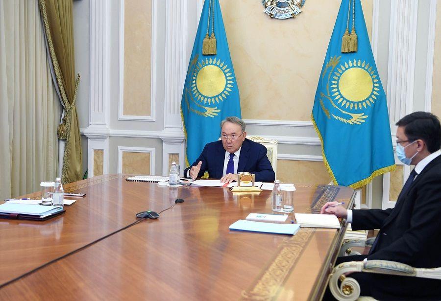 哈萨克斯坦首任总统:做好应对第二拨疫情的准备