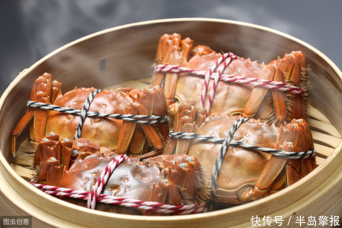 心理測試:哪一盤清蒸大閘蟹最誘人?測你這輩子最珍貴的是什麼!