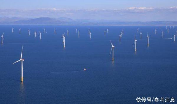 发电量相当于6个核反应堆!韩拟建世界最大风力发电场