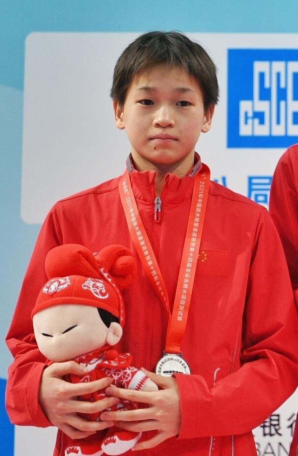 恭喜!中國體壇又出天才少女:年僅14歲來自農村,放奧運直接奪冠
