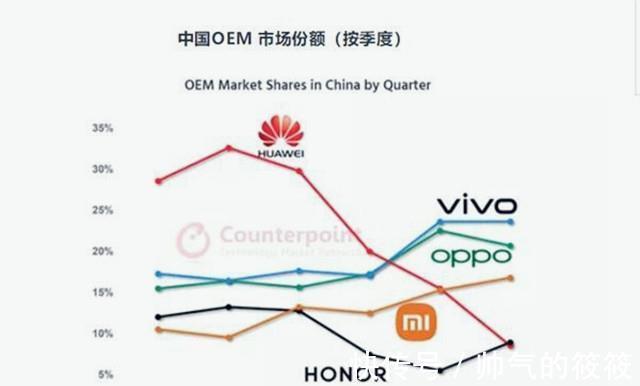 市场份额|国产手机销量冠军易主,击败小米和苹果,抢下24国市场