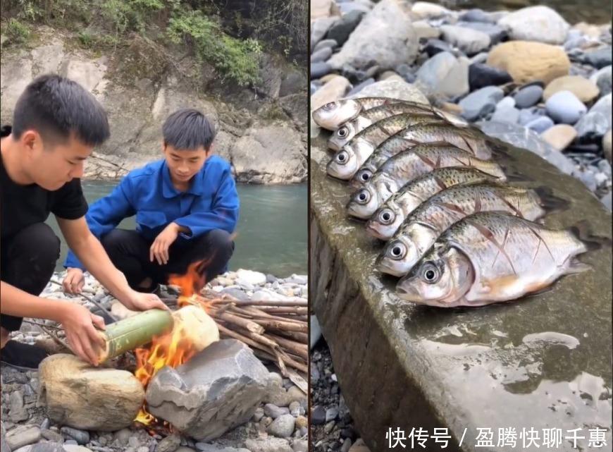 李子柒之後,TikTok上的中國鄉野美食爆紅