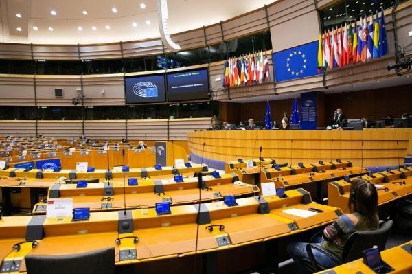 """歐洲議會通過決議叫停""""北溪-2""""天然氣管道項目"""