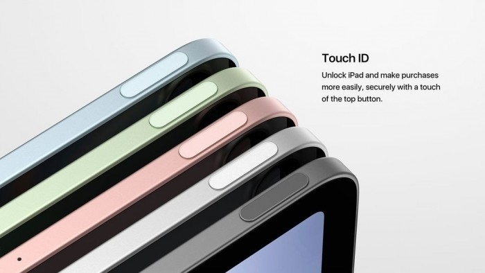 ip苹果iPadmini6最新渲染图,全面屏设计加A14处理器,价格相当感人