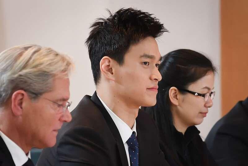国际体育仲裁法庭:将在5月重新举行孙杨听证会