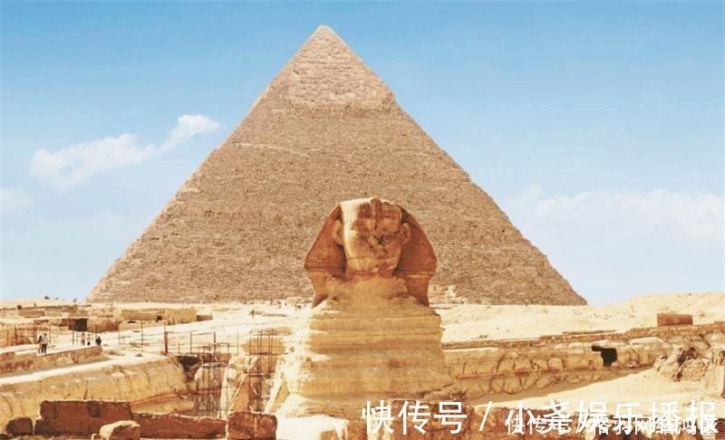 埃及金字塔|古埃及人修建金字塔时,当时中国人在做什么?说出来会颠覆你认知