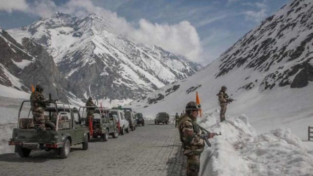 中印边境传来最新进展,印度又有大动作,这次的矛头指向中国