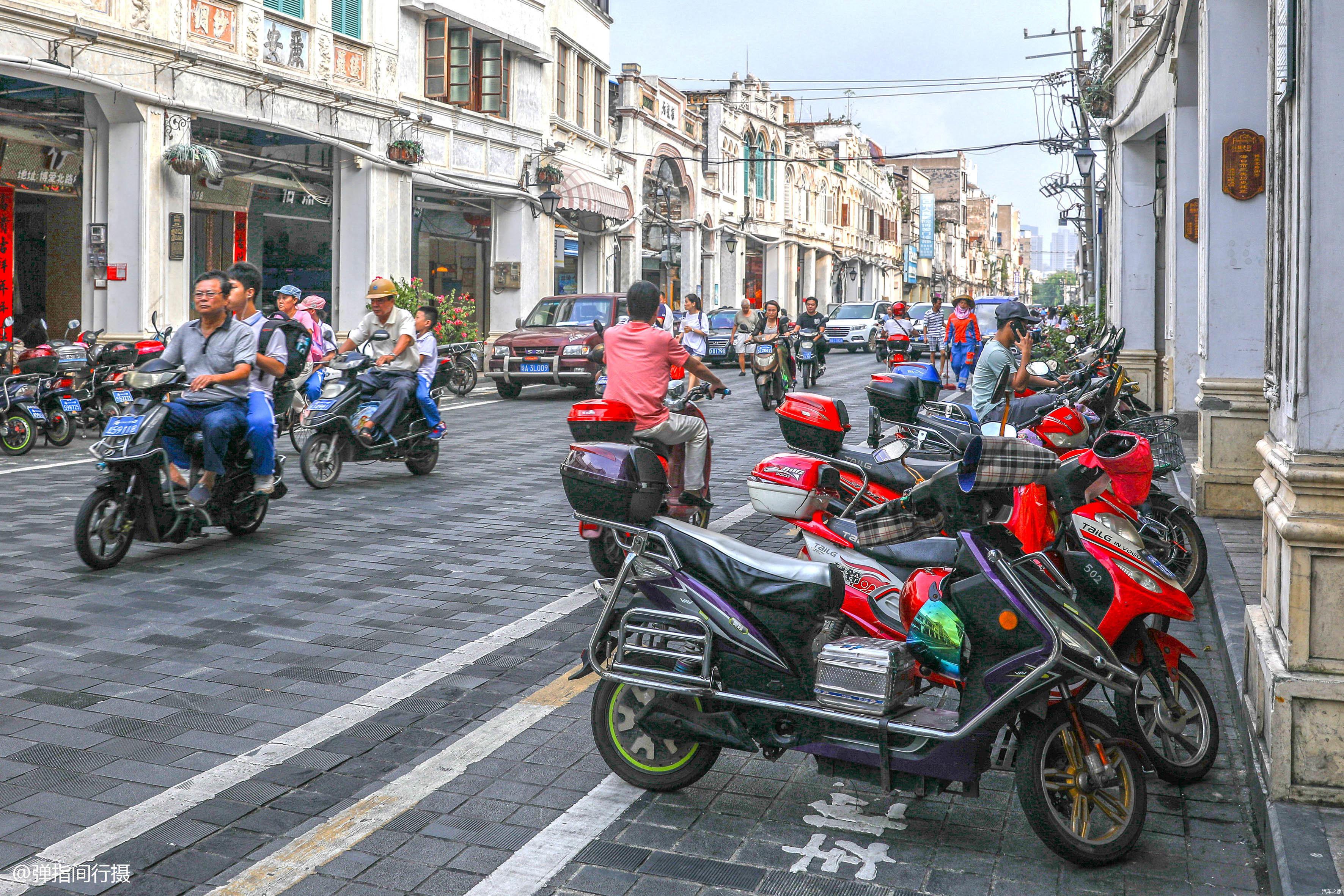 """中國""""最多電動車""""的城市,市民日常出行最愛騎車,這是為什么?"""