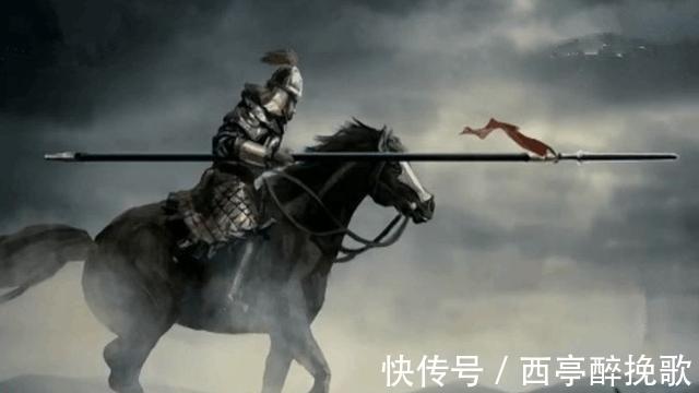 骑兵|玄武门之变中, 李元吉3箭未射中李世民, 为何不用自己兵器马槊?