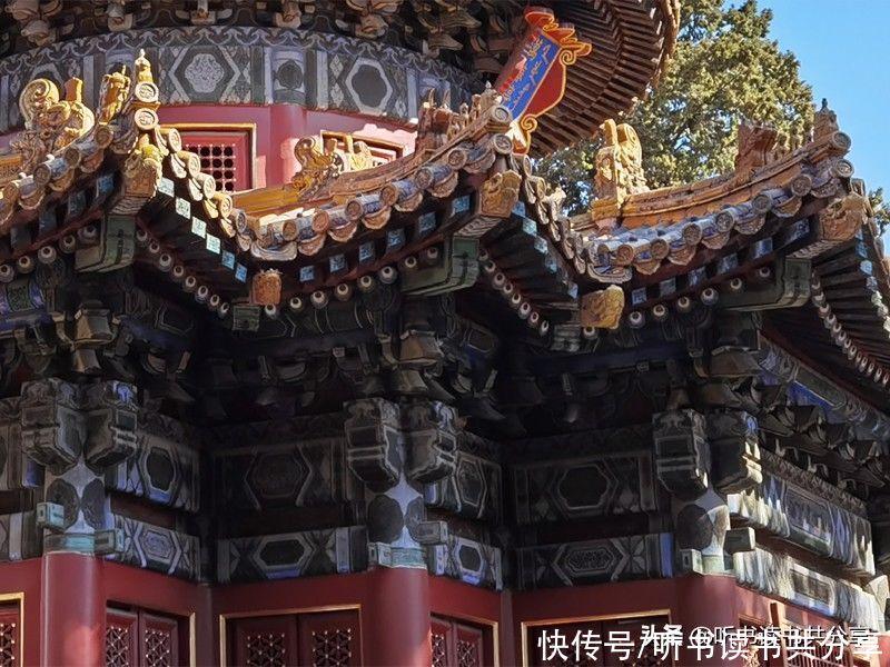万春亭是故宫中最美的亭子,但很少有人会看到