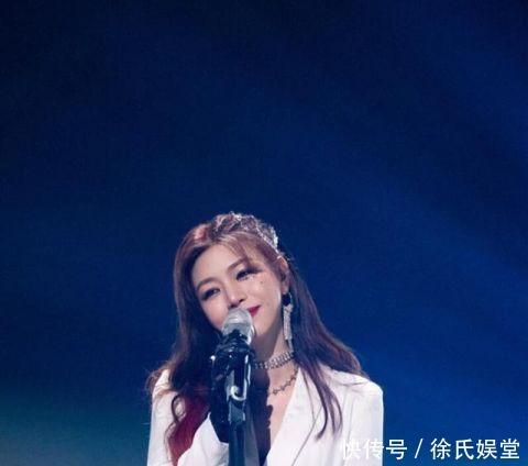《乘风破浪的姐姐2》陈妍希立flag瘦10斤!这套妆容着实惊艳了一把!