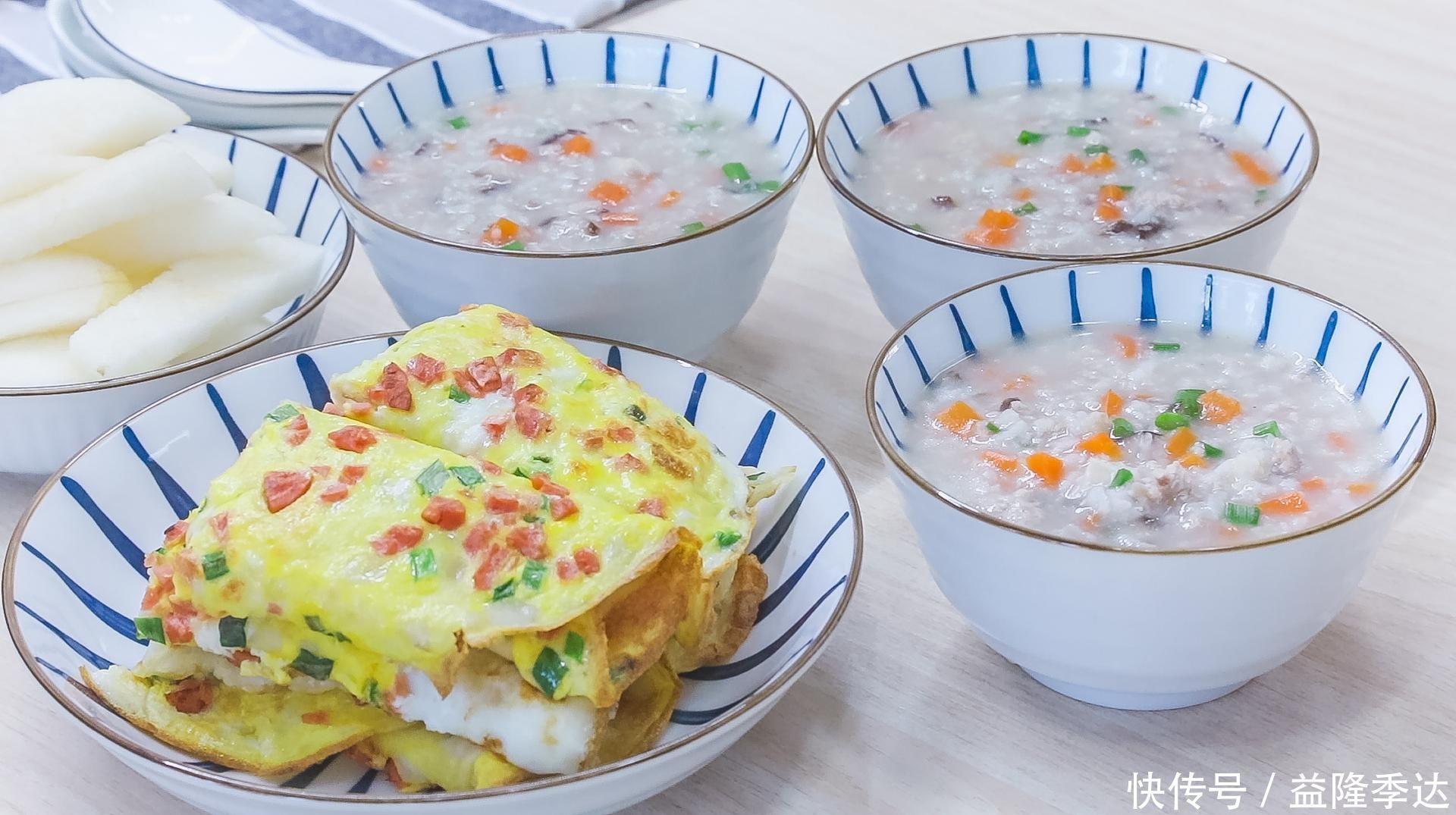 2020年國慶早餐食譜,8天不重樣,簡單沒難度,天天一大桌