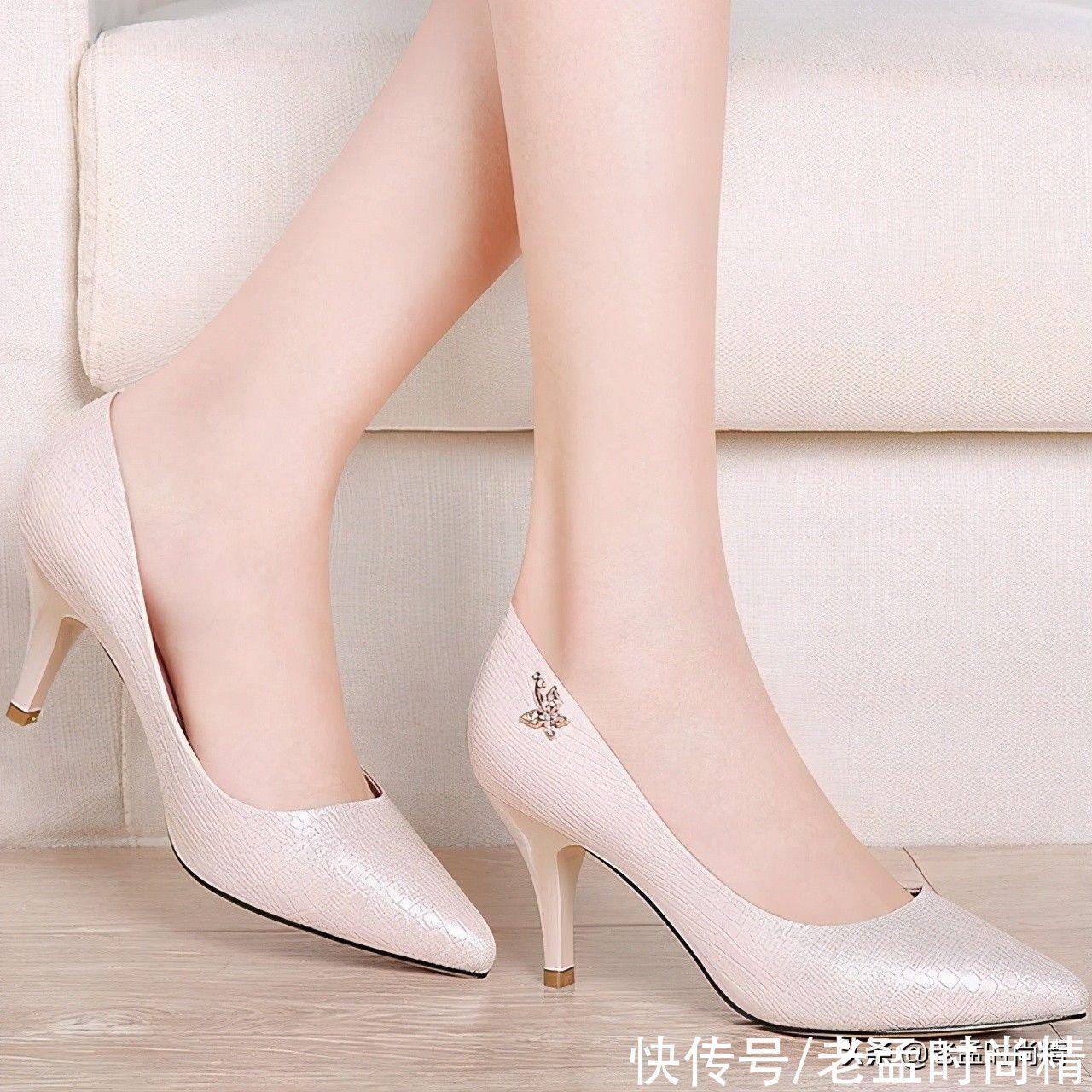 女神夏日必備高跟鞋,讓你性感加倍,美麗加分,魅力綻放