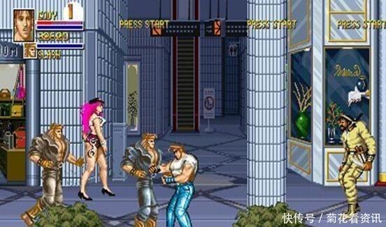 网络游戏|街机游戏史上五大未解之谜 不知火舞已为人母 街霸女神竟是男人