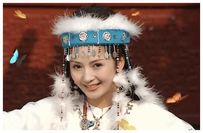 4位女星的香妃,劉丹白月光張嘉倪朱砂痣,她被罵得最慘卻最還原