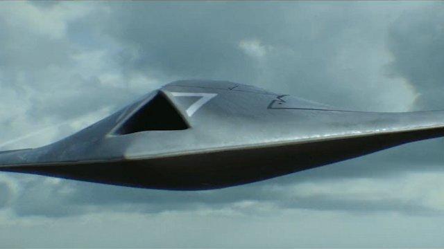 中國又一隱形戰機被官方曝光!