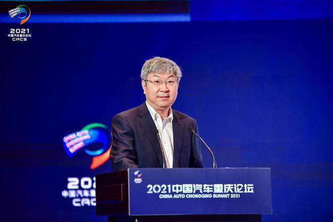 重慶論壇 尹同躍:汽車行業在學100年豐田也不為過