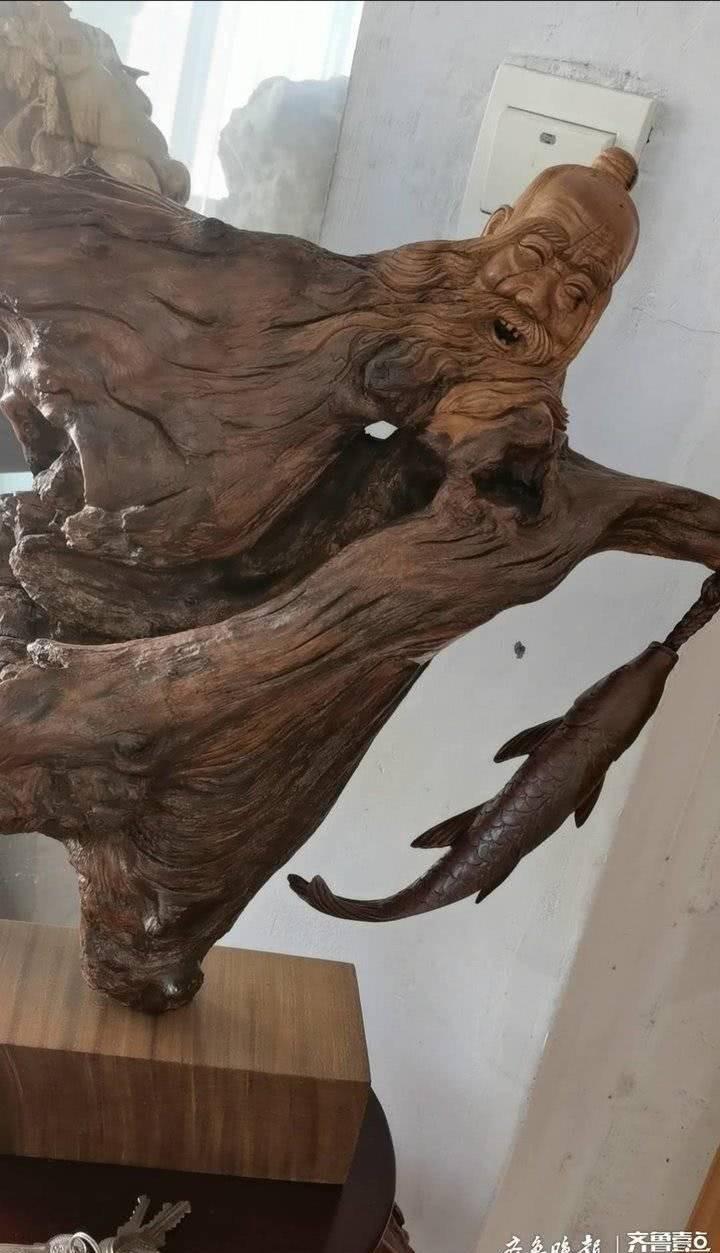 雕刻|寻找泰山手艺人之泰山刘氏木雕