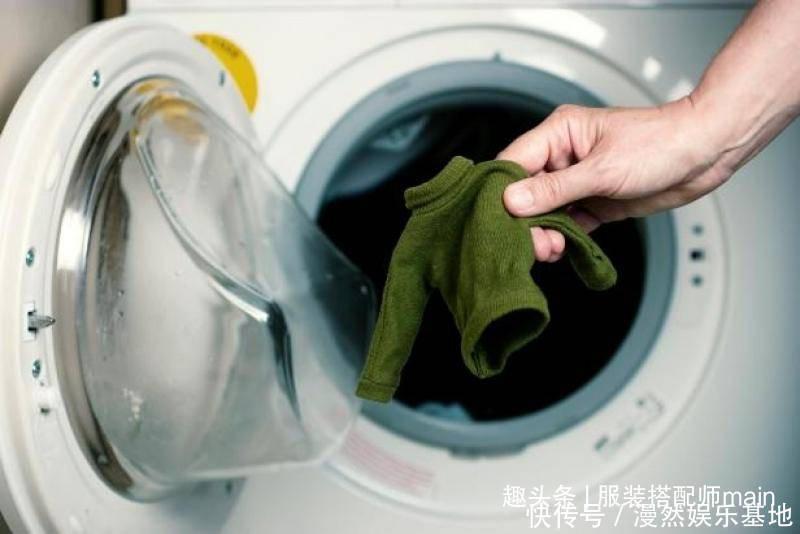 针织衫|毛衣洗不好就变形!教你4招超实用保养技巧,再也不怕缩水起球