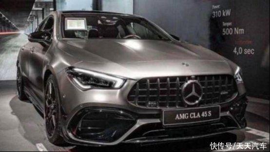 售55.88萬元,新款AMG CLA 45正式上市
