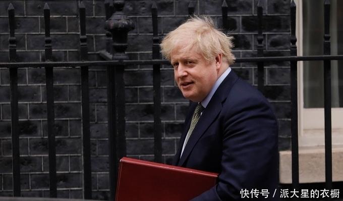 这下,英国首相约翰逊难堪了