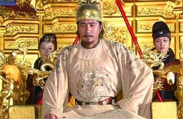 朱元璋 朱元璋亲自剥橘子给朱棣吃,马皇后道:快逃,你父皇要杀你!