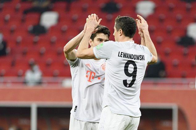 半場:萊萬低射破門格納佈裡送助攻,拜仁1-0開羅國民