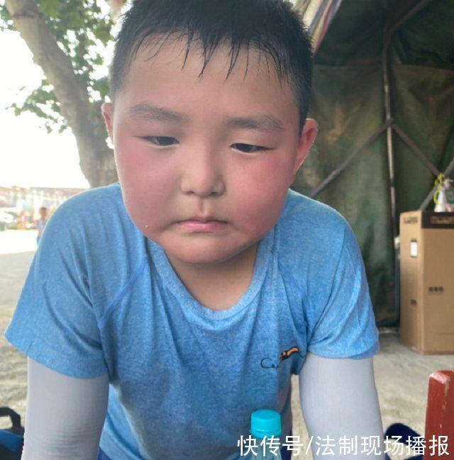 8歲孩子3天騎行150公裡,最後30公裡累哭孩子,哭過之後繼續堅持