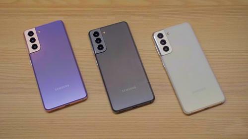 手机充电 三星S21售价4999的背后是3大缺点,不能接受就别入手