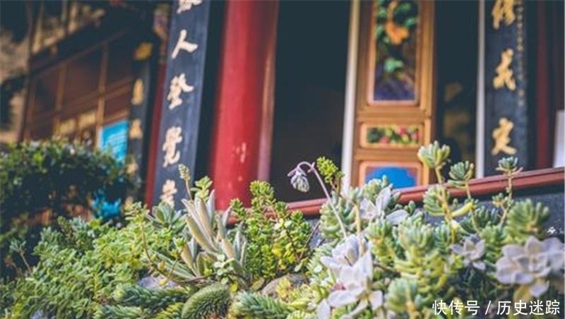 中国最美尼姑庵,寺庙内风景优美,这一特殊规定造福游客